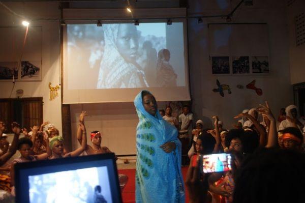 Horta Fatumbi - cantar contar - 10 anos do espaço Cultural Fatumbi - 2