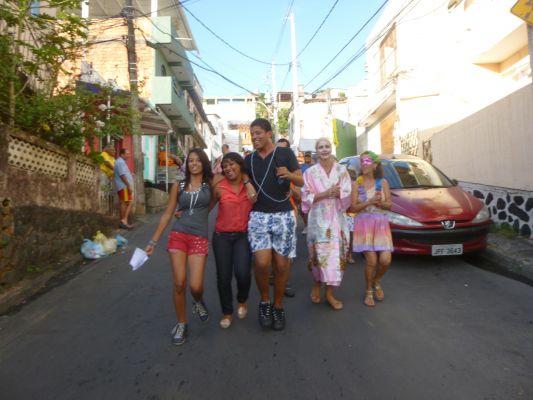 Horta Fatumbi - cantar contar - Carnaval - 1