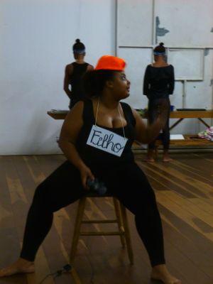 Horta Fatumbi - cantar contar - Oficina de teatro 2