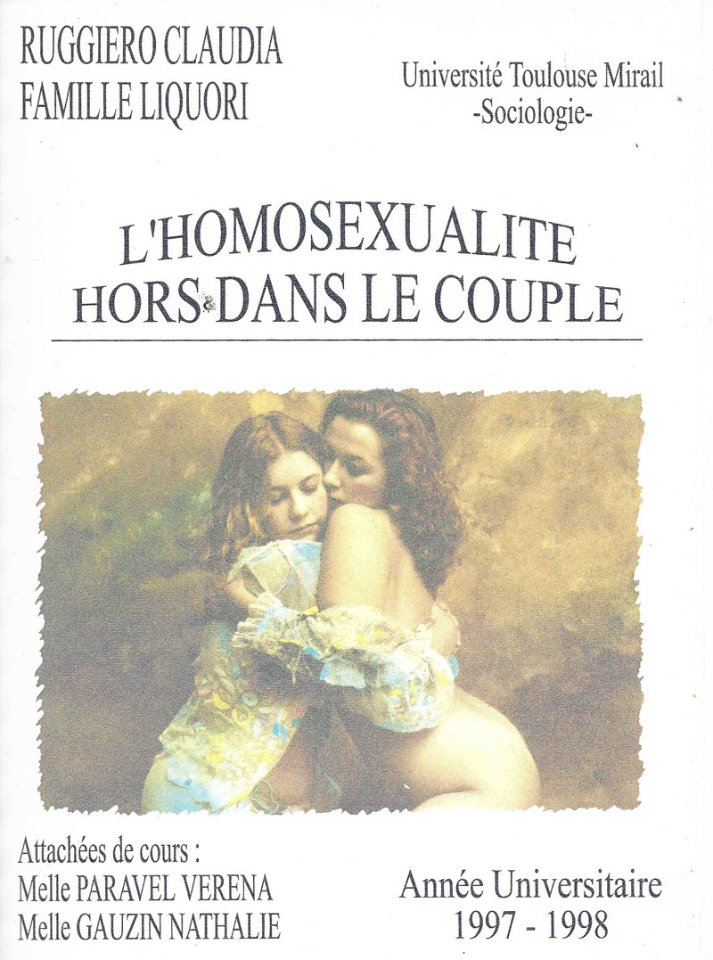 Rencontre femme homo